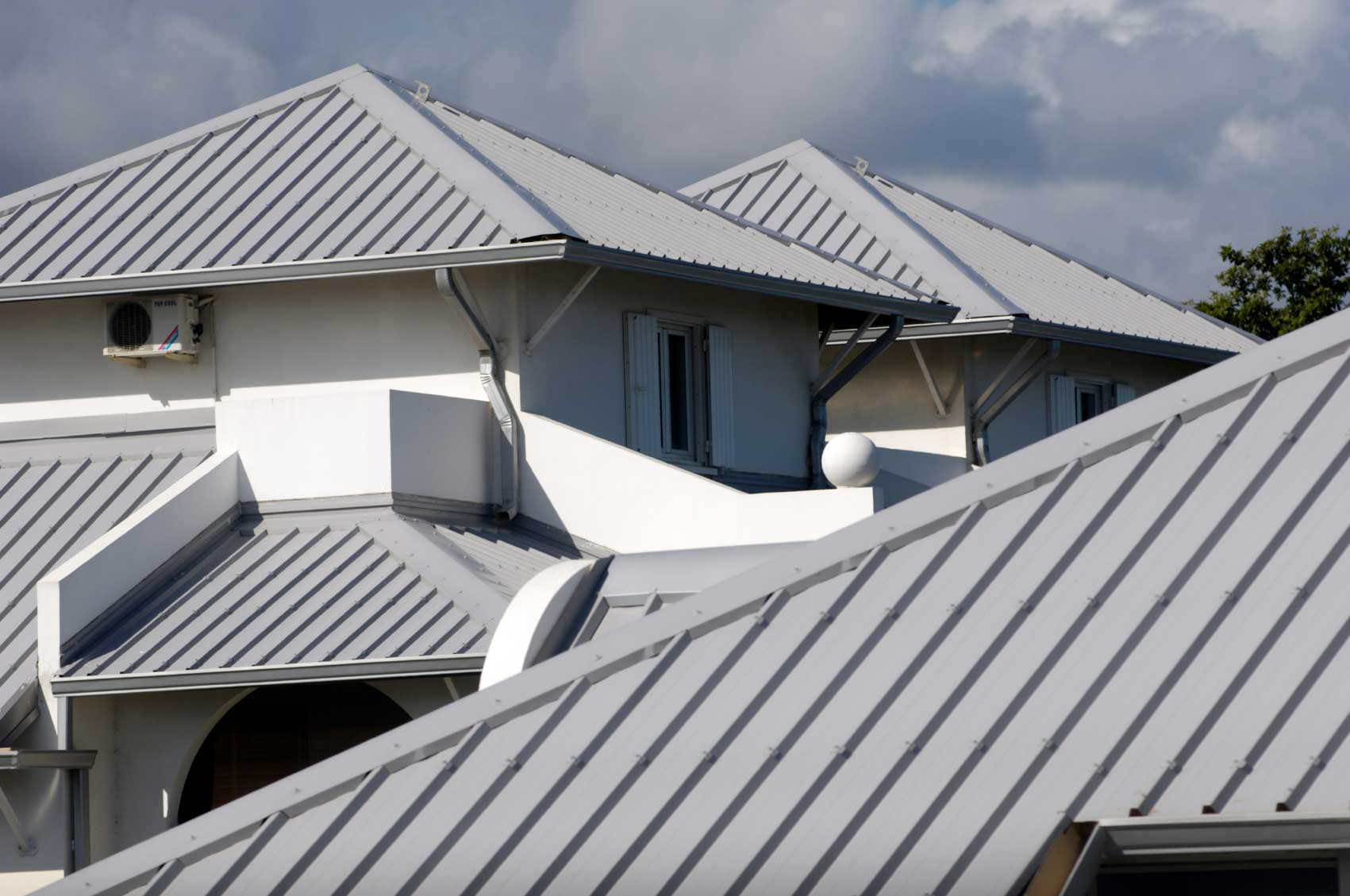 Metal Roofing - C&D Roofing and Reconstruction
