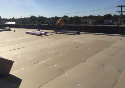 Commercial Roofing - C&D Roofing & Reconstruction - 1468