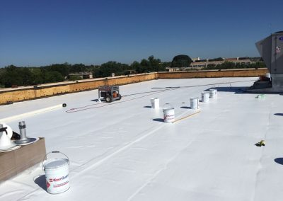 Commercial Roofing - C&D Roofing & Reconstruction - 1471