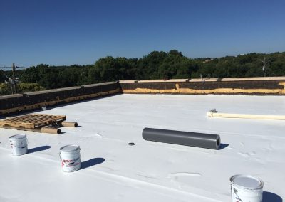 Commercial Roofing - C&D Roofing & Reconstruction - 1472