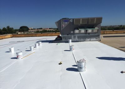Commercial Roofing - C&D Roofing & Reconstruction - 1473