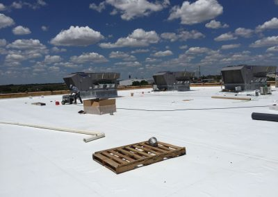 Commercial Roofing - C&D Roofing & Reconstruction - 1474