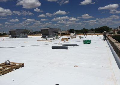 Commercial Roofing - C&D Roofing & Reconstruction - 1476