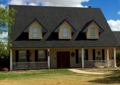 OC Oakridge Onyx Black Shingles